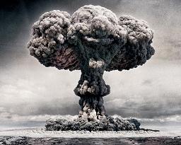 Nuclear Explosion Clown
