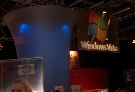 SIMO TCI 2006 Pabellón 2 Microsoft Windows Vista